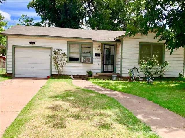 1717 Fannin Street, Abilene, TX 79603 (MLS #14144818) :: RE/MAX Pinnacle Group REALTORS
