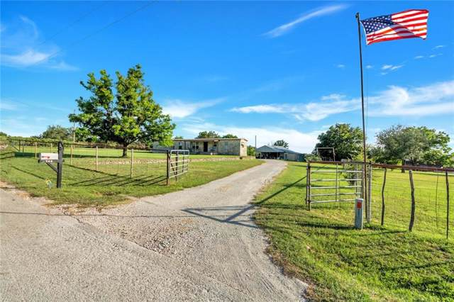744 Lands Way Road, Weatherford, TX 76087 (MLS #14144830) :: Kimberly Davis & Associates