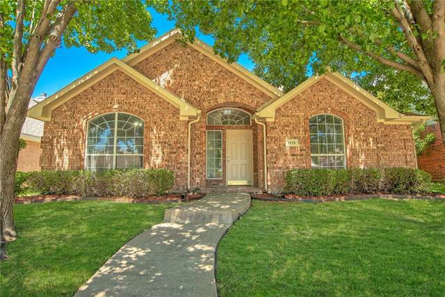 1713 Mapleleaf Drive, Garland, TX 75040 (MLS #14144843) :: Ann Carr Real Estate