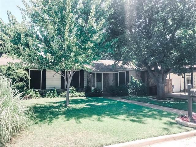 305 Colorado Avenue, Graham, TX 76450 (MLS #14144853) :: RE/MAX Town & Country