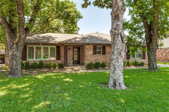 2374 Saint Francis Avenue, Dallas, TX 75228 (MLS #14144934) :: Vibrant Real Estate