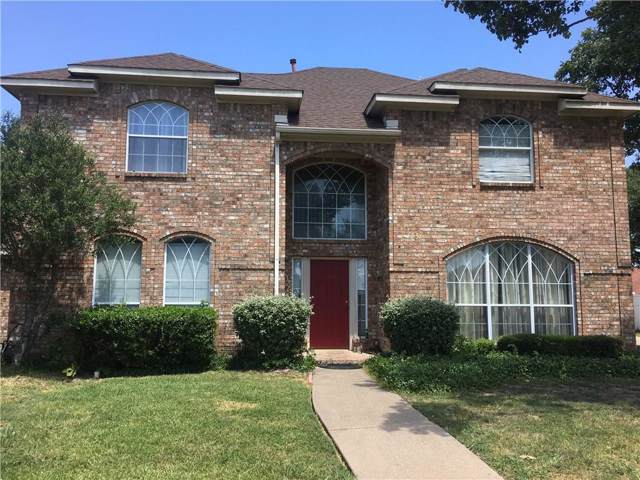 2237 Tanglewood Street, Mesquite, TX 75181 (MLS #14144957) :: RE/MAX Town & Country
