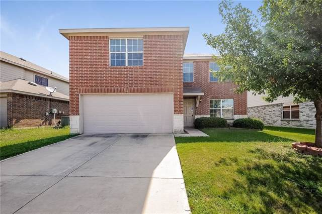 8536 Star Thistle Drive, Fort Worth, TX 76179 (MLS #14144959) :: Vibrant Real Estate