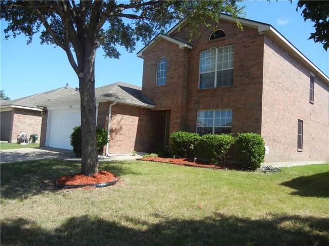 1922 Marble Falls Lane, Little Elm, TX 75068 (MLS #14144971) :: Lynn Wilson with Keller Williams DFW/Southlake