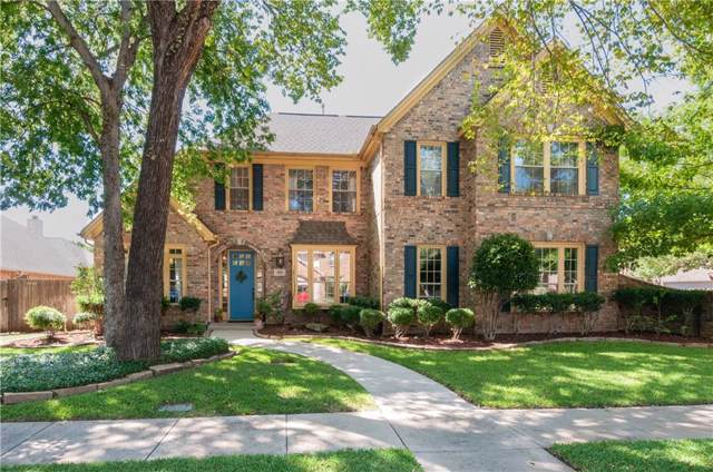 2517 Oak Brook Drive, Bedford, TX 76021 (MLS #14144975) :: Vibrant Real Estate