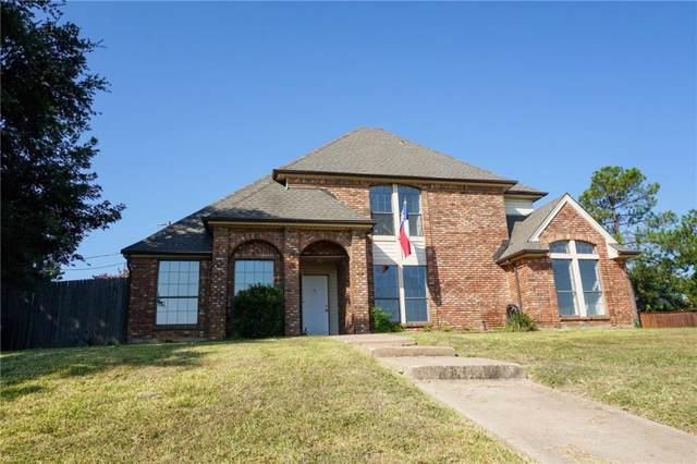 4412 Steeplewood Trail, Arlington, TX 76016 (MLS #14144977) :: Frankie Arthur Real Estate