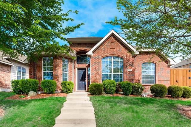 1513 Cedar Grove Court, Allen, TX 75002 (MLS #14144986) :: Tenesha Lusk Realty Group