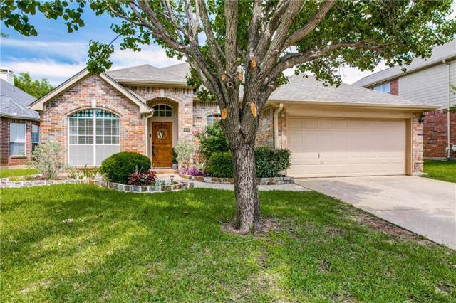 1616 Shadow Crest Drive, Corinth, TX 76210 (MLS #14144991) :: Lynn Wilson with Keller Williams DFW/Southlake