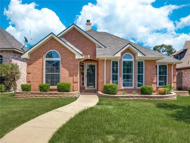 2136 Walden Place, Mesquite, TX 75181 (MLS #14145030) :: Frankie Arthur Real Estate