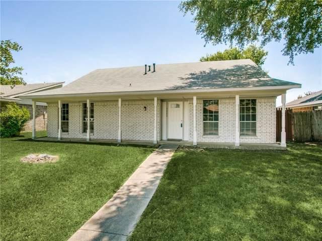 5222 Pensacola Drive, Garland, TX 75043 (MLS #14145037) :: Ann Carr Real Estate
