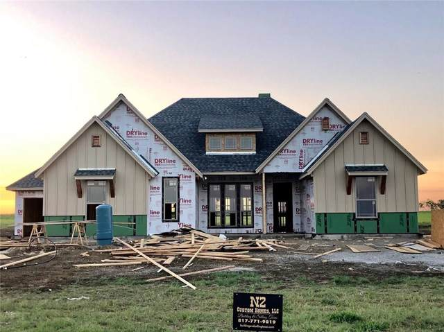 5610 Sabino Court, Godley, TX 76044 (MLS #14145040) :: The Good Home Team