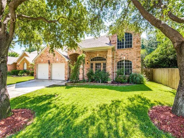 3717 Luther Lane, Flower Mound, TX 75028 (MLS #14145041) :: Magnolia Realty