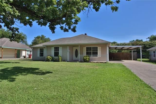 707 E 12th Street, Bonham, TX 75418 (MLS #14145043) :: Lynn Wilson with Keller Williams DFW/Southlake