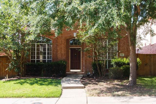 3136 Kings Canyon Drive, Plano, TX 75025 (MLS #14145044) :: Team Tiller
