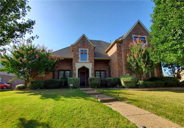 413 Remington Drive, Murphy, TX 75094 (MLS #14145046) :: Lynn Wilson with Keller Williams DFW/Southlake