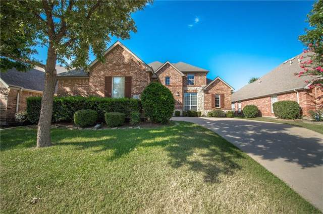 4200 Marbella Drive, Flower Mound, TX 75022 (MLS #14145061) :: Vibrant Real Estate