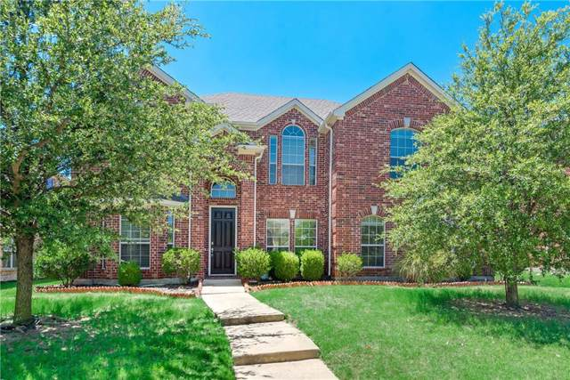 13455 Bois D Arc Lane, Frisco, TX 75035 (MLS #14145080) :: Vibrant Real Estate