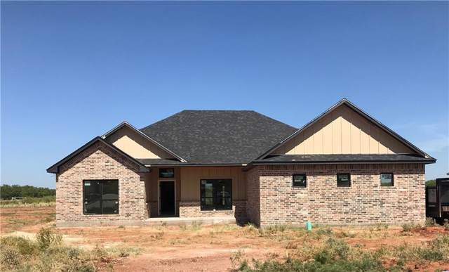 109 Newhouse Drive, Abilene, TX 79602 (MLS #14145089) :: Kimberly Davis & Associates