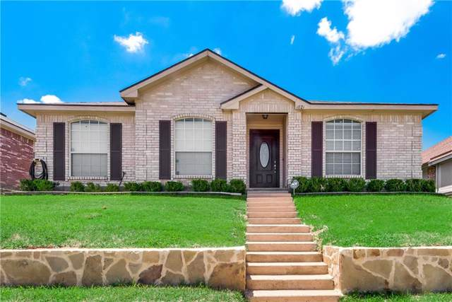 1021 Christa, Mesquite, TX 75149 (MLS #14145109) :: RE/MAX Pinnacle Group REALTORS