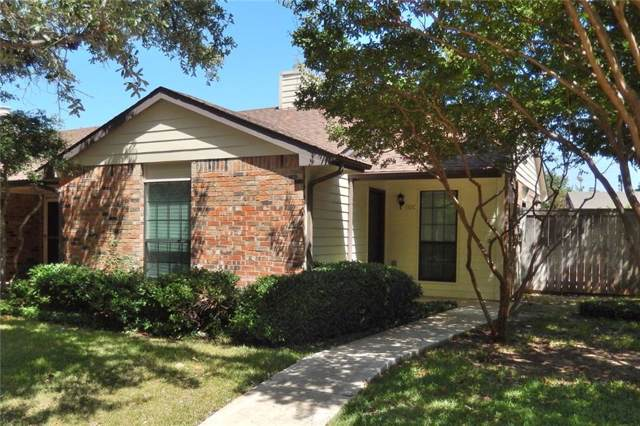 2111 E Belt Line Road 170C, Richardson, TX 75081 (MLS #14145113) :: Vibrant Real Estate