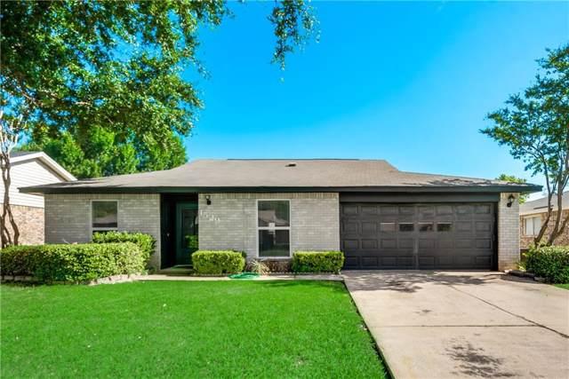 1529 Chapman Drive, Mesquite, TX 75149 (MLS #14145114) :: RE/MAX Pinnacle Group REALTORS