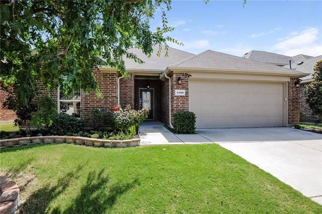 1409 Hawk Valley Drive, Little Elm, TX 75068 (MLS #14145133) :: The Good Home Team