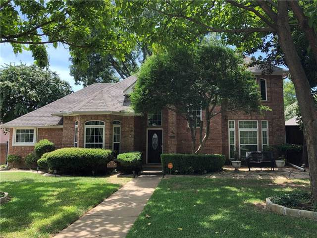 2901 Woodland Hills Drive, Grapevine, TX 76051 (MLS #14145167) :: Vibrant Real Estate