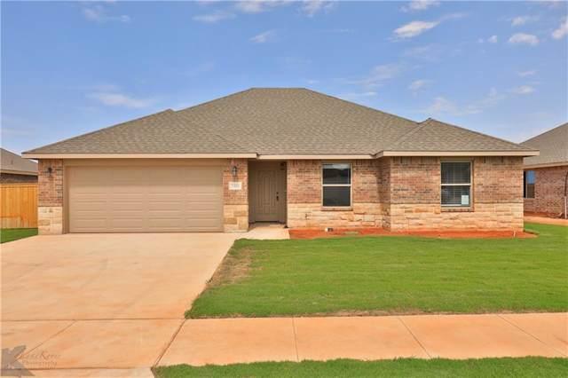 7426 Mountain View Road, Abilene, TX 79602 (MLS #14145180) :: The Heyl Group at Keller Williams