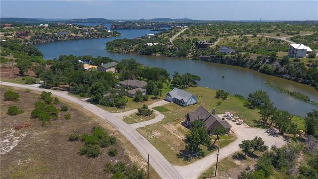 7101 Hells Gate Loop, Possum Kingdom Lake, TX 76475 (MLS #14145193) :: The Heyl Group at Keller Williams