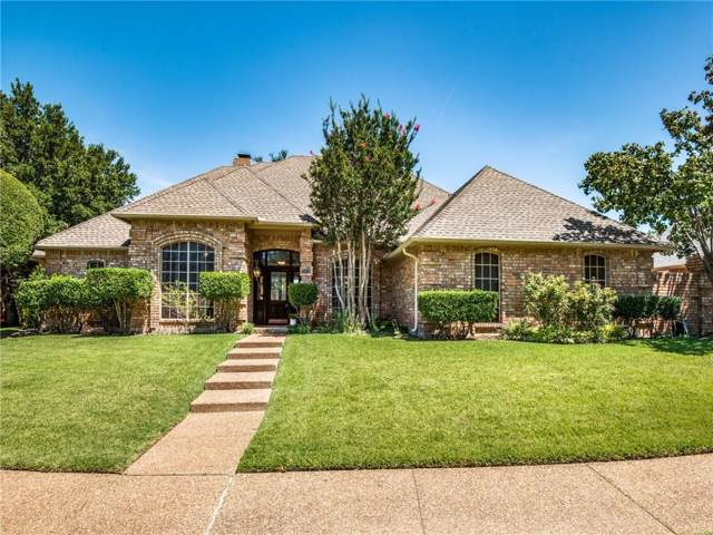 3417 Channing Lane, Bedford, TX 76021 (MLS #14145215) :: Tenesha Lusk Realty Group