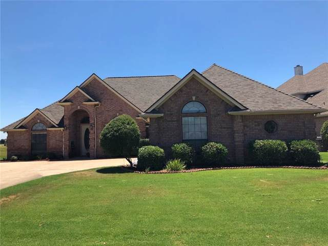 1213 Mallard Way, Granbury, TX 76048 (MLS #14145234) :: The Paula Jones Team | RE/MAX of Abilene