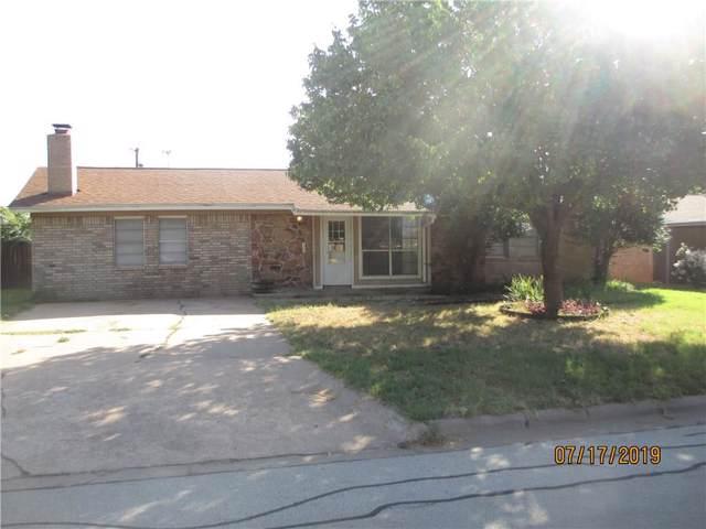 2518 Robertson Drive, Abilene, TX 79606 (MLS #14145256) :: Vibrant Real Estate