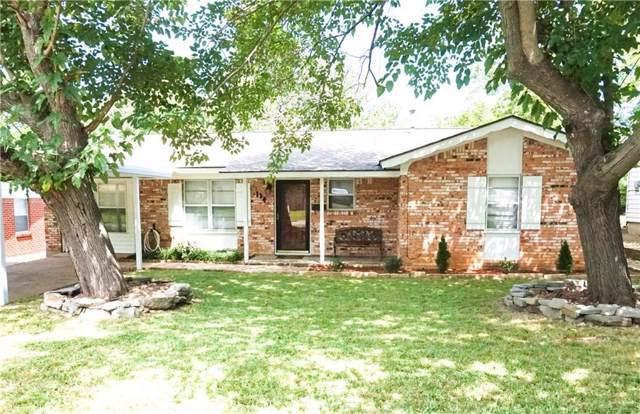 114 N Imperial Drive, Denison, TX 75020 (MLS #14145269) :: Van Poole Properties Group