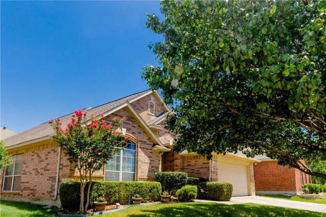 10441 Stoneside Trail, Fort Worth, TX 76244 (MLS #14145294) :: Hargrove Realty Group