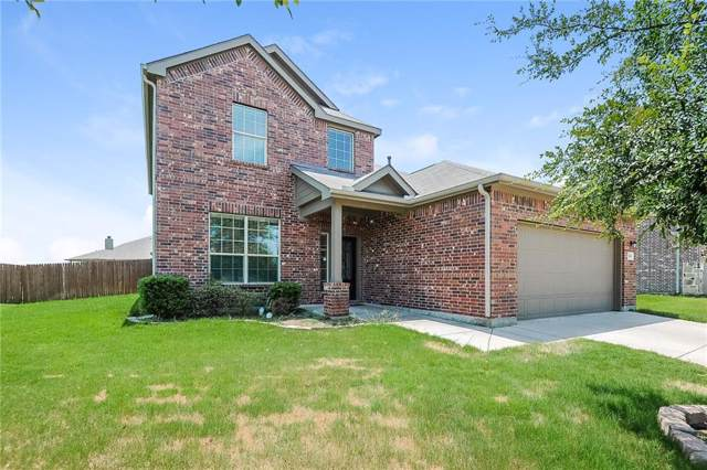 609 Handle Drive, Crowley, TX 76036 (MLS #14145301) :: Frankie Arthur Real Estate