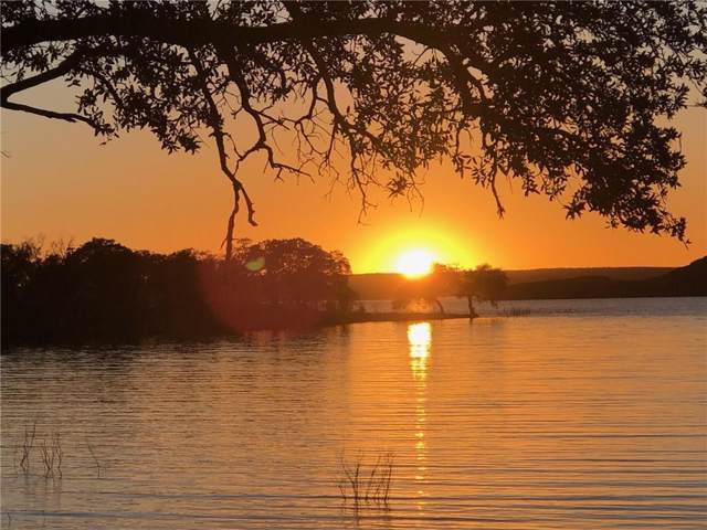 Lot 207 Evening Primrose, Possum Kingdom Lake, TX 76449 (MLS #14145328) :: Real Estate By Design