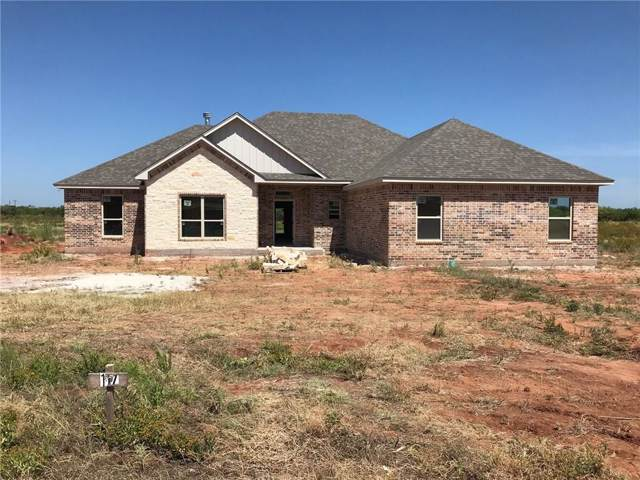117 Newhouse Drive, Abilene, TX 79606 (MLS #14145329) :: Kimberly Davis & Associates