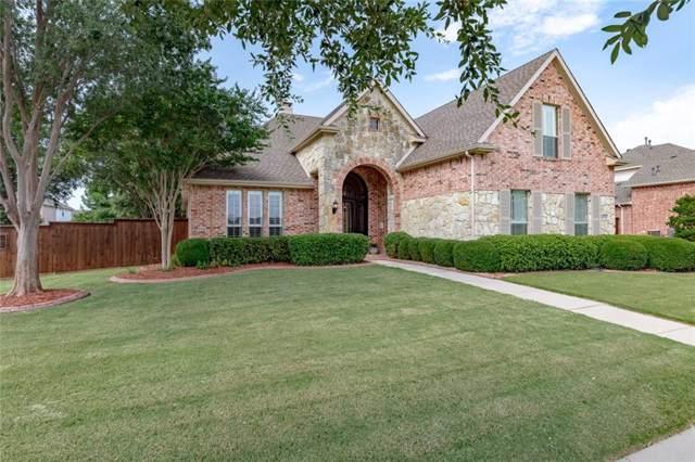 4020 Emery Avenue, Fort Worth, TX 76244 (MLS #14145375) :: The Heyl Group at Keller Williams
