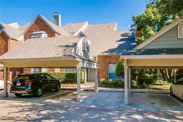 12680 Hillcrest Road #2101, Dallas, TX 75230 (MLS #14145387) :: Lynn Wilson with Keller Williams DFW/Southlake