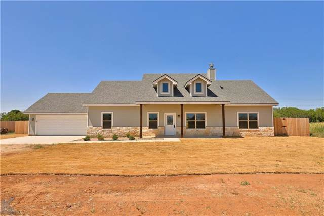 360 Foxtrot Lane, Abilene, TX 79602 (MLS #14145410) :: Kimberly Davis & Associates