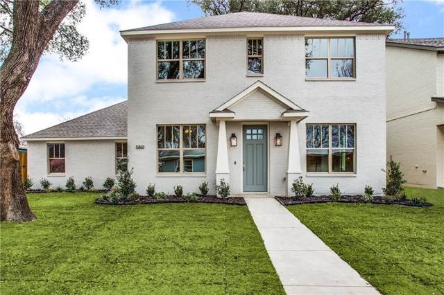 5861 Pollard Drive, Westworth Village, TX 76114 (MLS #14145426) :: The Mitchell Group