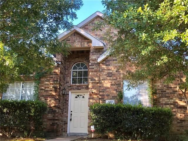 2016 Valley Falls Avenue, Mesquite, TX 75181 (MLS #14145462) :: Magnolia Realty