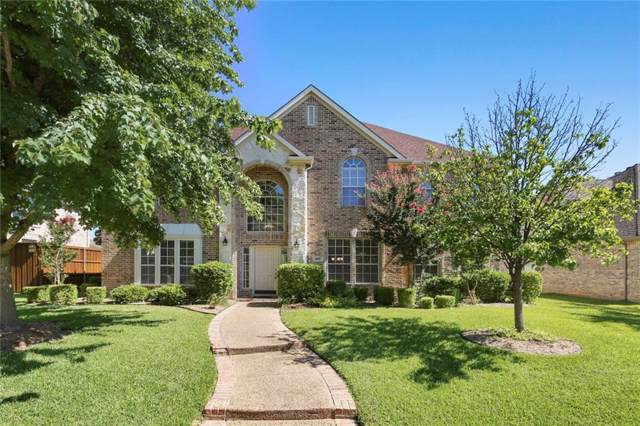 4617 Angel Fire Drive, Richardson, TX 75082 (MLS #14145470) :: Tenesha Lusk Realty Group