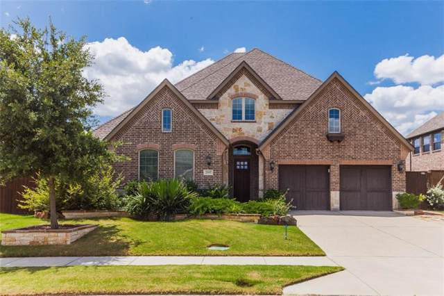 2005 Temperate Drive, Allen, TX 75013 (MLS #14145474) :: The Real Estate Station