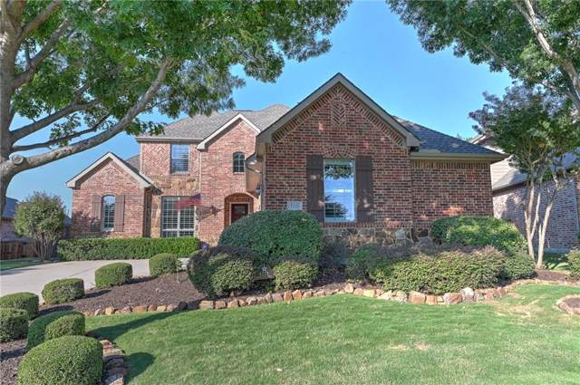 1221 Canyon Wren Drive, Mckinney, TX 75071 (MLS #14145482) :: Hargrove Realty Group