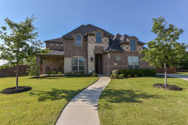 1146 Chisholm Trail, Midlothian, TX 76065 (MLS #14145486) :: Hargrove Realty Group