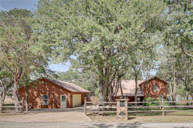 398 Deer Trail, Gordon, TX 76453 (MLS #14145503) :: Frankie Arthur Real Estate