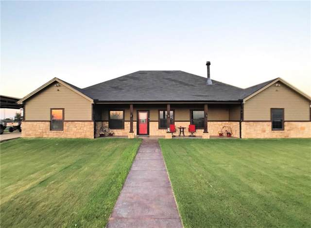 9053 N County Road 1213, Knox City, TX 79529 (MLS #14145508) :: RE/MAX Town & Country