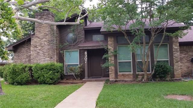4307 Willow Bend Drive, Arlington, TX 76017 (MLS #14145523) :: Baldree Home Team