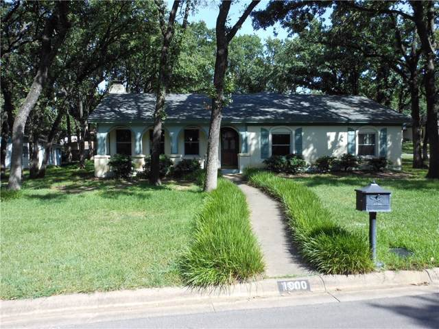 1900 Summit Ridge Drive, Euless, TX 76039 (MLS #14145559) :: Lynn Wilson with Keller Williams DFW/Southlake